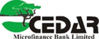 Cedar Microfinance Bank